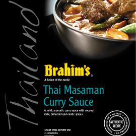 Thai Masaman Curry Simmer Sauce