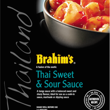 Thai Sweet & Sour Simmer Sauce