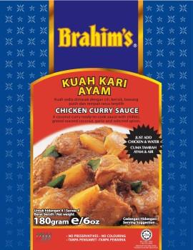 Chicken Curry Base Sauce