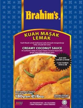 Creamy Coconut Base Sauce