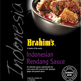 Indonesian Rendang Simmer Sauce