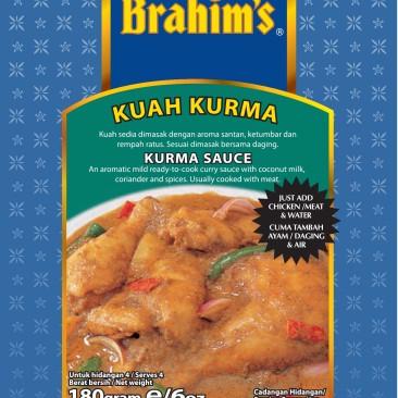 Kurma Base Sauce