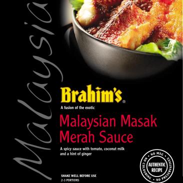 Malaysian Masak Merah Simmer Sauce