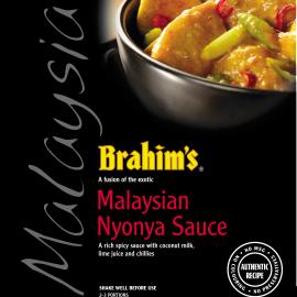 Malaysian Nyonya Simmer Sauce