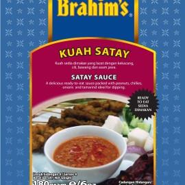 Satay Base Sauce