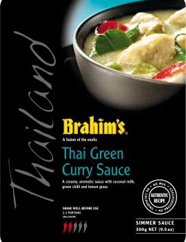 Thai Green Curry Simmer Sauce