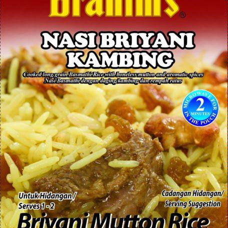 Briyani Mutton Rice Front