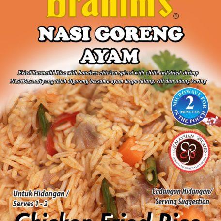 Nasi Goreng Ayam Front