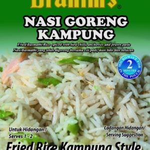 Kampung Style Fried Ready-to-Eat Rice