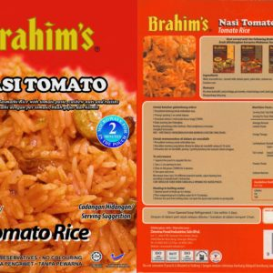 Tomato Ready-to-Eat Rice (Nasi Tomato)