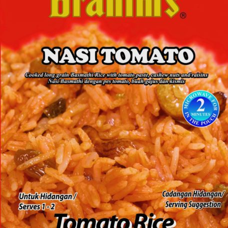 Tomato Rice Front