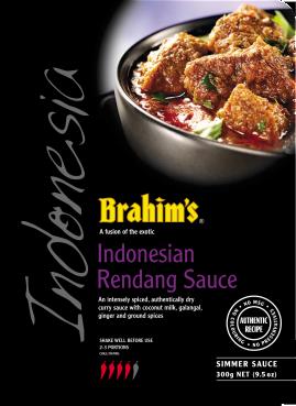 Indonesian Rendang Sauce