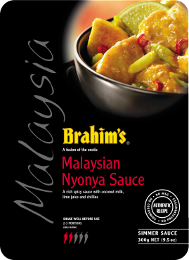 Malaysian Nyonya Sauce