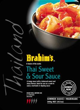 Thai Sweet & Sour Sauce