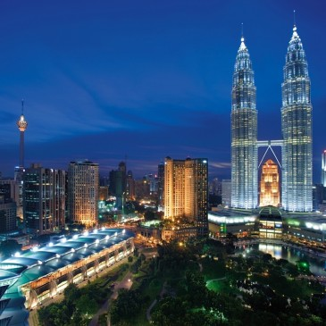 Win a 7 Day Trip for 2 to Malaysia!