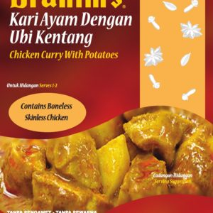 Chicken Curry with Potatoes Ready-to-Eat Meal